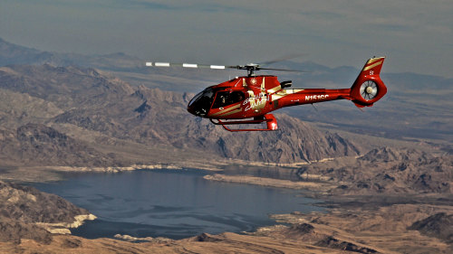 Grand Canyon Helicopter Tour from Boulder