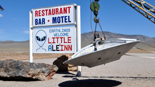 Area 51 Tour by Adventure Photo Tours