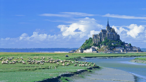 Mont Saint Michel One-Way Trip by Miki Tourist