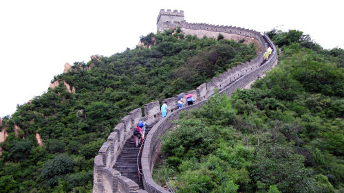 Great Wall of China at Mutianyu & Chunhuiyuan Spa Tour