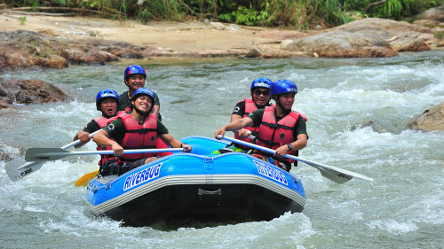 Private Whitewater Rafting Full-Day Trip by Tour and Incentive