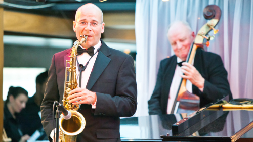 Sunday Lunch Jazz Cruise along the River Thames