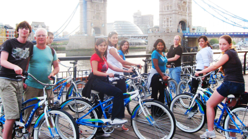 Grand City Bike Tour
