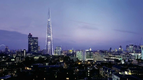 Skip-the-Line: View from the Shard & English Pub Dinner