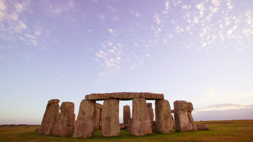 Stonehenge & Oxford Full-Day Tour in German