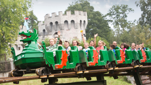 Legoland® Windsor with Roundtrip Transportation