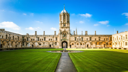 Oxford Day Trip: City of Dreaming Spires
