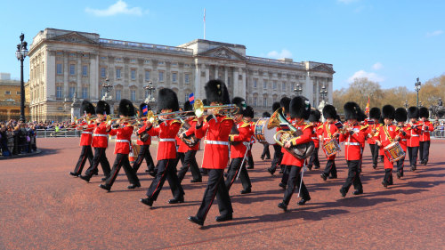 Buckingham Palace Tickets & Tour Packages by Golden Tours