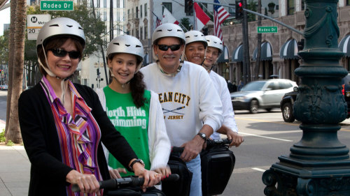 Beverly Hills Segway® Tour by by Another Side Tours