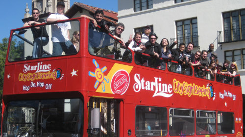 Hop On Hop Off Tour by Starline Tours