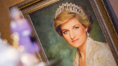 The Queen Mary & Diana: Legacy of a Princess Exhibit