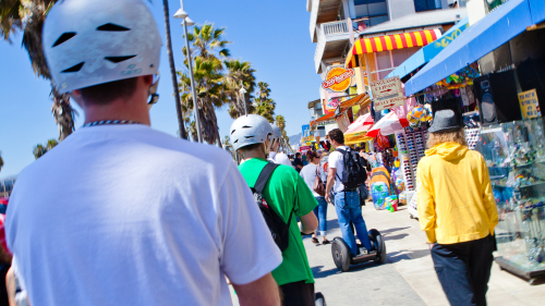 Miracle Mile Segway Tour by Another Side Tours