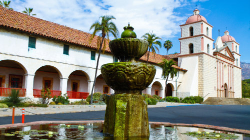 Empire Vacations: Santa Barbara, Solvang & Hearst Castle Day