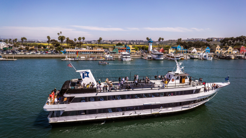 Starlight Dinner Cruise from Marina del Rey by Hornblower Cruises & Events