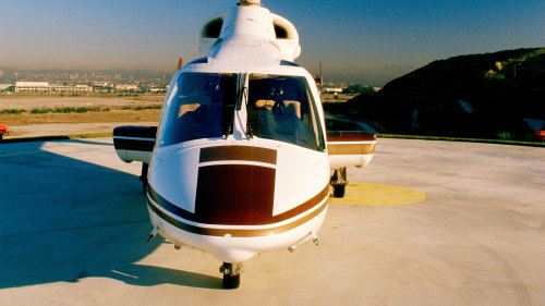 Celebrity Homes Helicopter Tour by Celebrity Helicopters