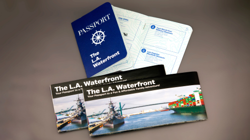 LA Waterfront Passport by Pacific Battleship Center
