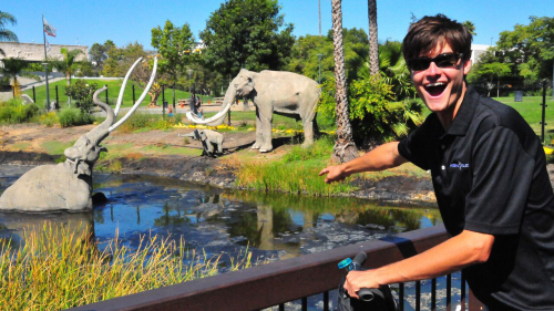 La Brea Tar Pits Segway Tour by Another Side Tours