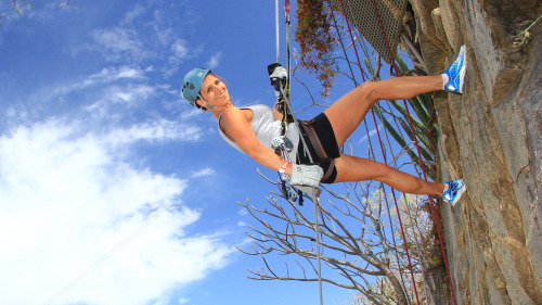 Outdoor Zipline Adventure