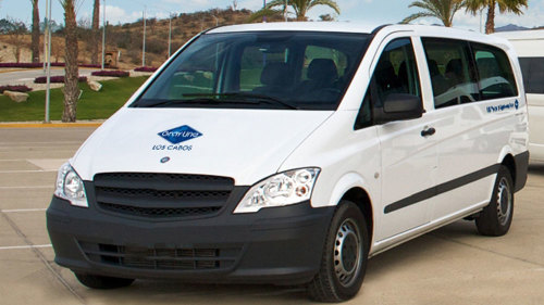 Private Minivan: Los Cabos Airport (SJD)