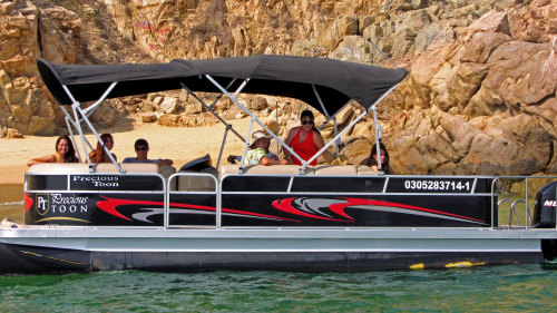 Private Luxury Pontoon Tour