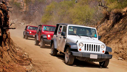Private Baja Jeep Tour