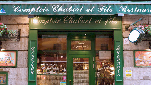 Dine at Chabert et Fils Restaurant