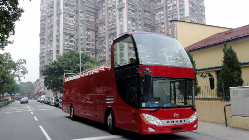 Hop-On Hop-Off Bus Tour by Goldspark Macau