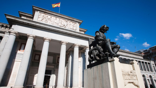 Guided Visit to Prado Museum with Priority Access by Julia Travel