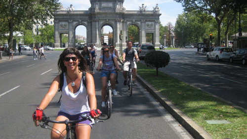 Relaxed City Bike Tour