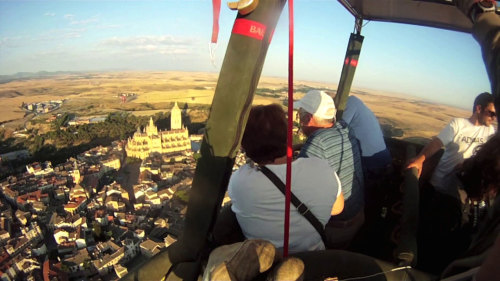 Madrid from the Sky - Hot Air Balloon Flight