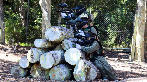 Paintball Experience in Sa Pobla