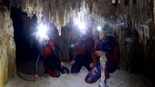 Treasure Hunt Experience: Family Caving by Tour Advisor