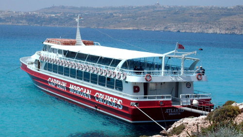 Malta & Comino in 1 Day Cruise
