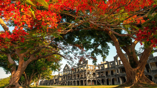 Corregidor Island Full-Day Excursion by Baron Travel