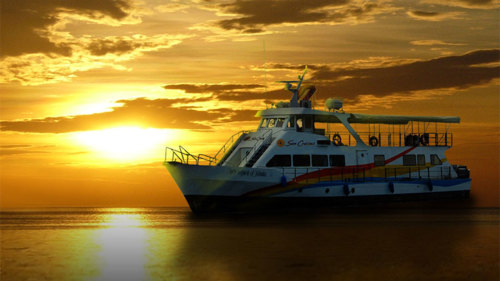 Full-Day City Tour with Sunset Dinner Cruise by Baron Travel