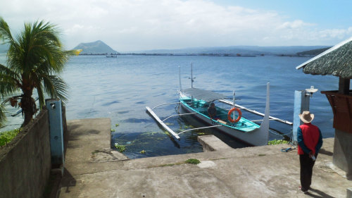 Taal Volcano Full-Day Trekking Adventure by Baron Travel
