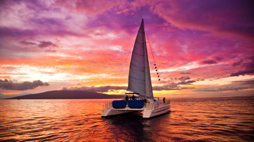 Aloha Friday Sunset Sail