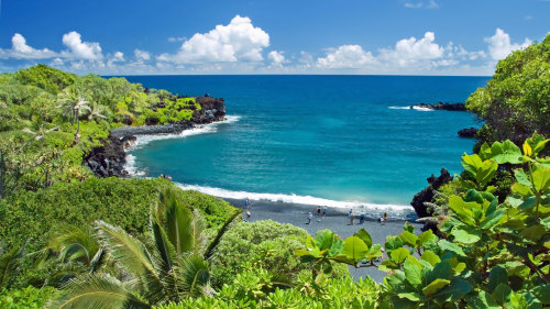 Heavenly Hana & Maui Tour from Oahu