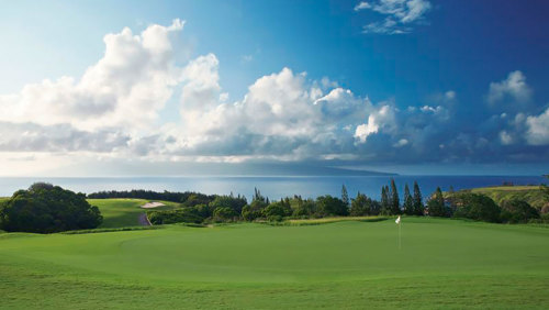 Kapalua Golf Courses