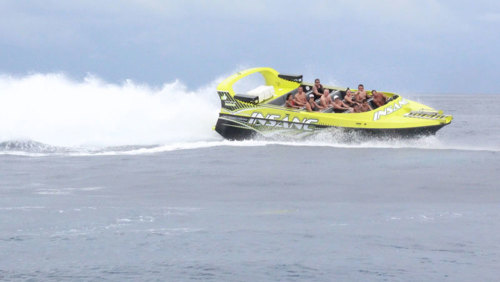 Insane Jet Boat Ride