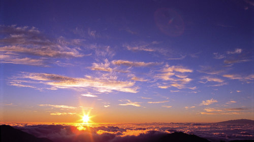 Sunrise Tour to Haleakala Volcano