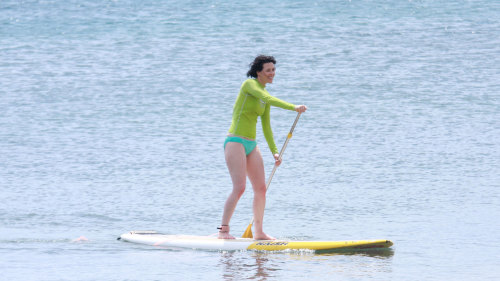 Standup Paddle Lesson in Lahaina