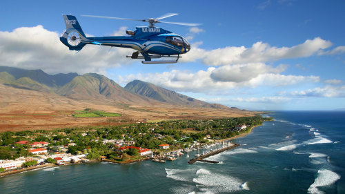 Best of West Maui Mountains Helicopter Tour