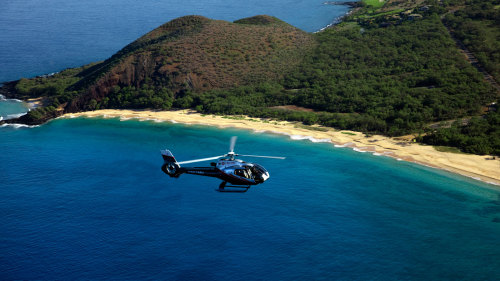 Complete Circle Island Helicopter Tour