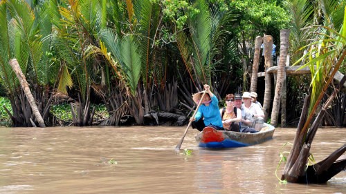 Full-Day Excursion to Mekong Delta by Threeland Travel