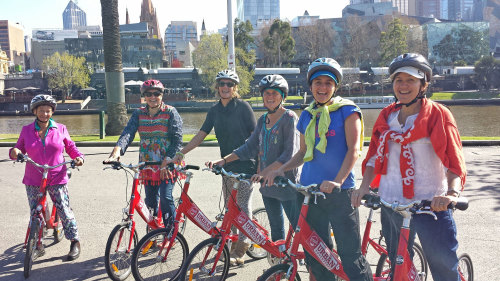 Small-Group City Bike Tour by Urban Adventures