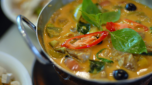 Thai Cooking Class by Foodie Trails