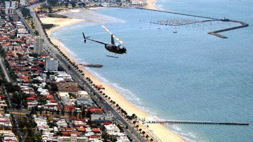 Scenic Private Helicopter Tour