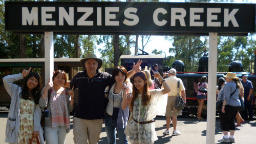 Dandenong Ranges & Puffing Billy Tour by Mr John Tours