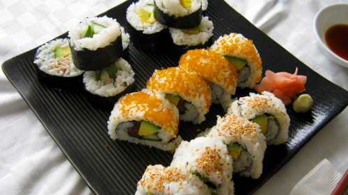 Japanese Sushi-Making Class by The Living Cuisine